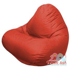 Живое кресло-мешок RELAX красное