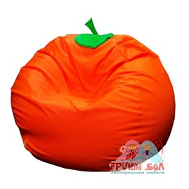Живое кресло-мешок Апельсин 85х85