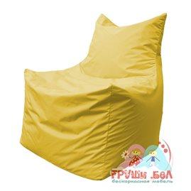Живое кресло-мешок Фокс Ф2.1-07 (Жёлтый)