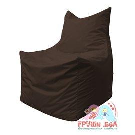 Живое кресло-мешок Фокс Ф2.2-05 (Шоколад)