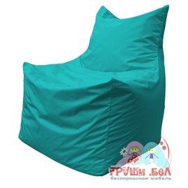Живое кресло-мешок Фокс Ф2.2-13 (Бирюзовый)