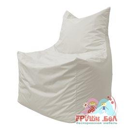 Живое кресло-мешок Фокс Ф2.1-00 (Белый)