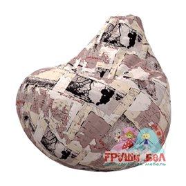 Живое кресло-мешок Груша Камел