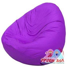 Живое кресло-мешок Груша Мини фиолетовый