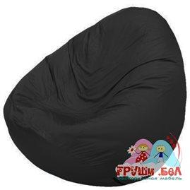 Живое кресло-мешок Груша Мини чёрное