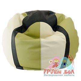 Живое кресло-мешок Мяч баскетбольный Медиум оливковый