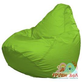 Живое кресло-мешок Груша Макси салатовое