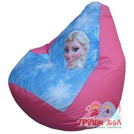 Живое кресло-мешок Груша Принцесса