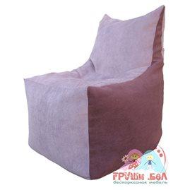 Бескаркасное кресло-мешок Фокс велюр