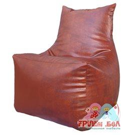 Бескаркасное кресло-мешок Фокс экокожа