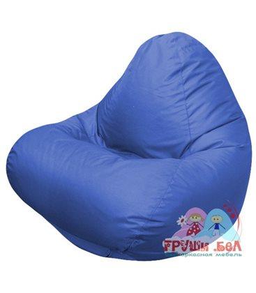 Живое кресло-мешок RELAX синее