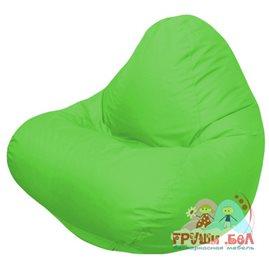 Живое кресло-мешок RELAX салатовое