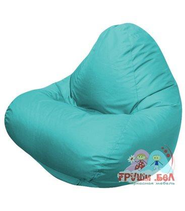 Живое кресло-мешок RELAX морская волна