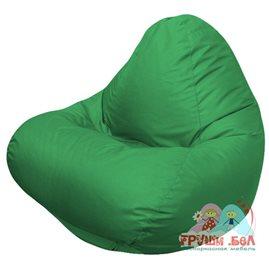 Живое кресло-мешок RELAX зеленое