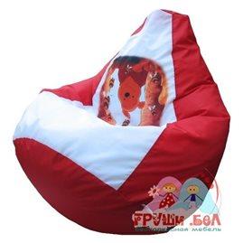 Живое кресло-мешок Груша Винни