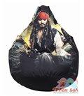 Живое кресло-мешок Груша Пираты