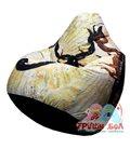 Живое кресло-мешок Груша Скорпион