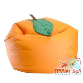 Живое кресло-мешок Апельсин