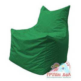 Живое кресло-мешок Фокс Ф2.1-04 (Зеленый)