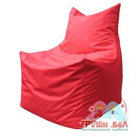 Живое кресло-мешок Фокс Ф2.1-06 (Красный)