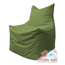 Живое кресло-мешок Фокс Ф2.2-03 (Оливковый)
