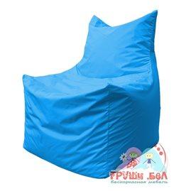 Живое кресло-мешок Фокс Ф2.2-14 (Голубой)