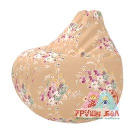 Живое кресло-мешок Груша Виола С0