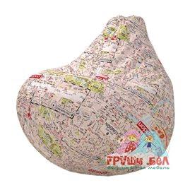 Живое кресло-мешок Груша Лондон 10