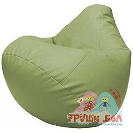 Живое кресло-мешок Груша Г2.3-19 оливковый