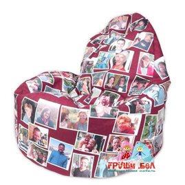 Живое кресло мешок Груша Фото