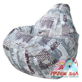Живое кресло-мешок Груша City Г2.7-07