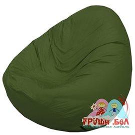Живое кресло-мешок Груша Мини тёмно-оливковый