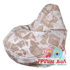 Живое кресло-мешок Груша Терре 01 Г2.7-06