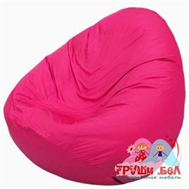 Живое кресло-мешок Груша Мини фуксия