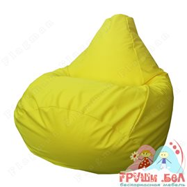 Живое кресло-мешок Груша Жёлтое Г2.7-10