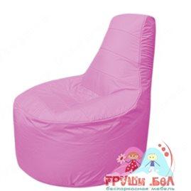 Бескаркасное кресло мешокТрон Т1.1-03(розовый)