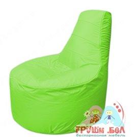 Бескаркасное кресло мешокТрон Т1.1-07(салатовый)
