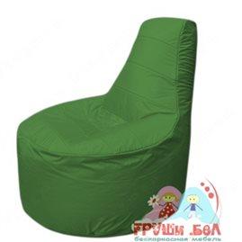Бескаркасное кресло мешокТрон Т1.1-08(зеленый)