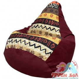 Живое кресло-мешок Груша Африкан