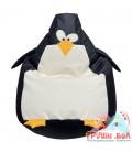 Живое кресло-мешок Пингвин