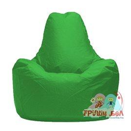 Живое кресло-мешок Спортинг зеленое