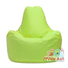 Живое кресло-мешок Спортинг салатовое