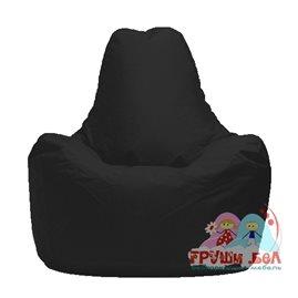 Живое кресло-мешок Спортинг черное